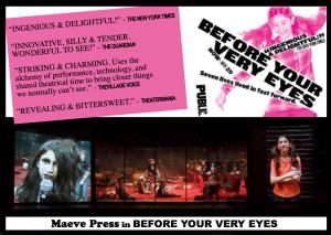 Maeve Press Public Theatre
