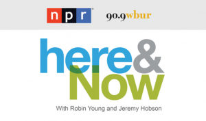 Hee & Now on NPR from Boston