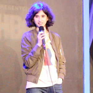 Maeve Press Women in Comedy Festival 2018